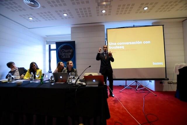 Impresiones del seminario SiteMinder para revenue managers en Bilbao