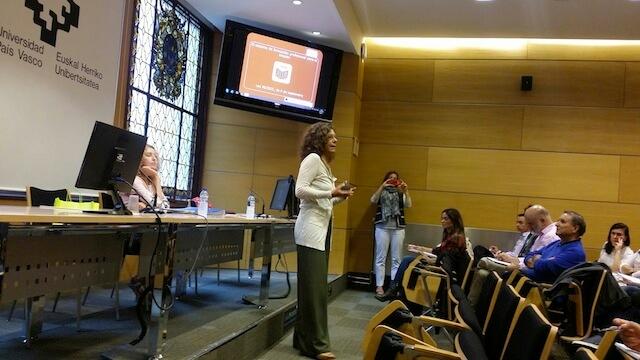 Presentación de la Fundación Tripartita en Bilbao