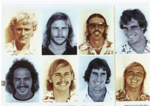 fotos de surfistas de los años setentas