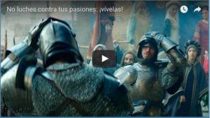 caratula del video del anuncio de booking passion