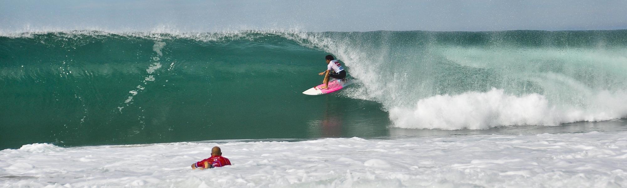 surf aritz aranburu y kelly slater en hossegor