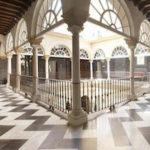 Patio del Palacio de Villapanés