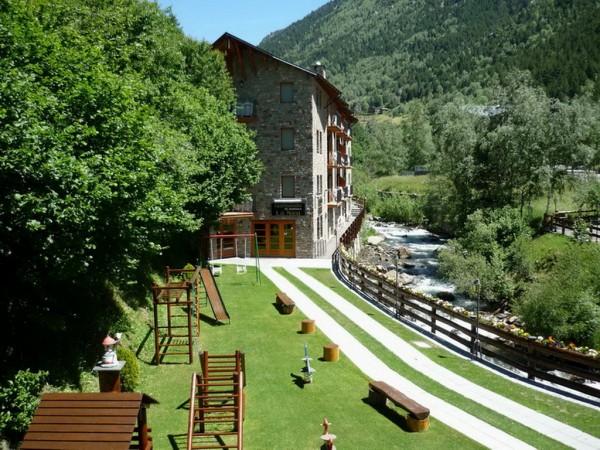 Aparthotel La Neu