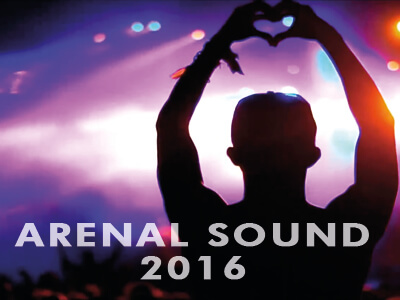 caratulas video 360 hm arenal sound 2016