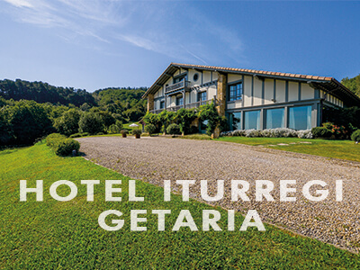 caratulas video 360 hm hotel iturregi