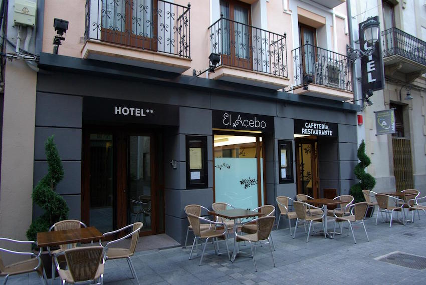 Hotel El Acebo Jaca