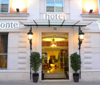 Hotel Monte Triana Sevilla