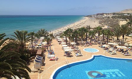 Hotel Taro Beach en Fuerteventura