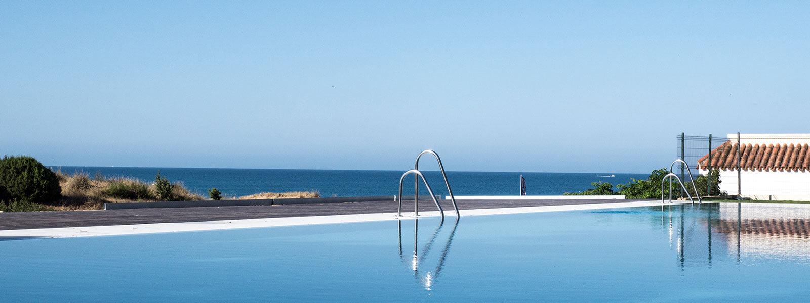 piscina del gran hotel del coto