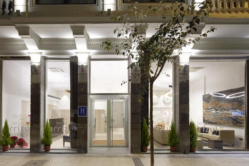 hotel arrizul congress san sebastian donostia