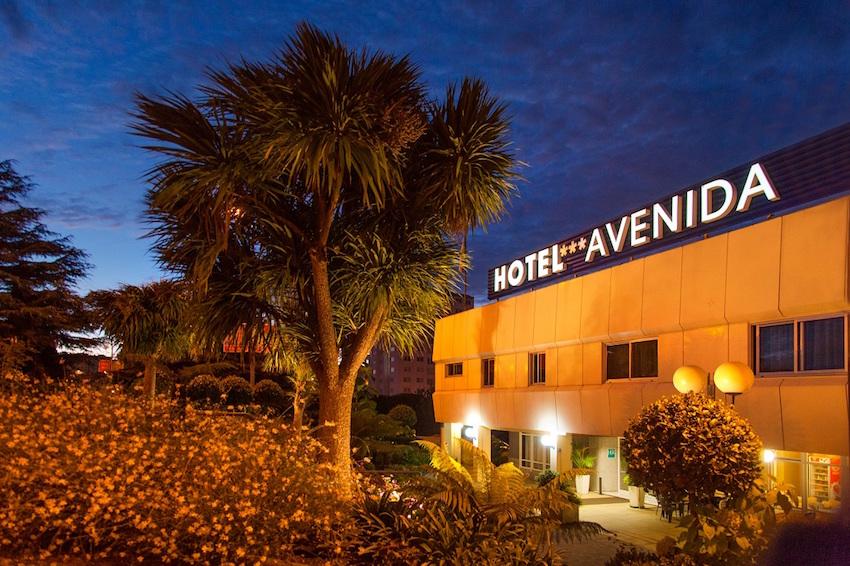 hotel avenida a coruna
