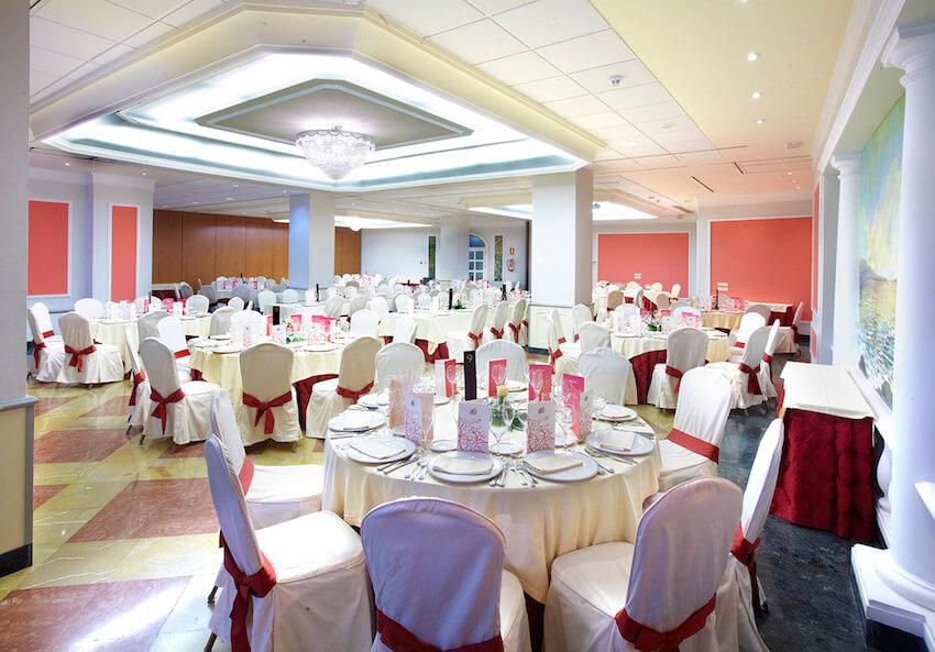 hotel horus zamora banquetes