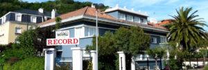 fachada del hotel record en san sebastian