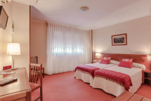habitacion hotel san lorenzo