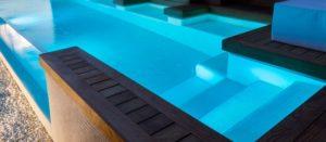 piscina en la azotea