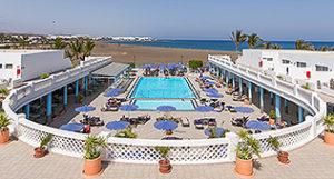 Hotel Hibiscus Las Costas Lanzarote
