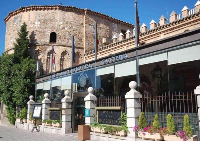 Hotel Maria Cristina Toledo