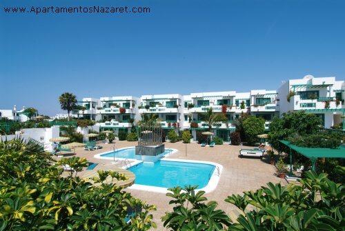 Apartamentos Nazaret en Lanzarote