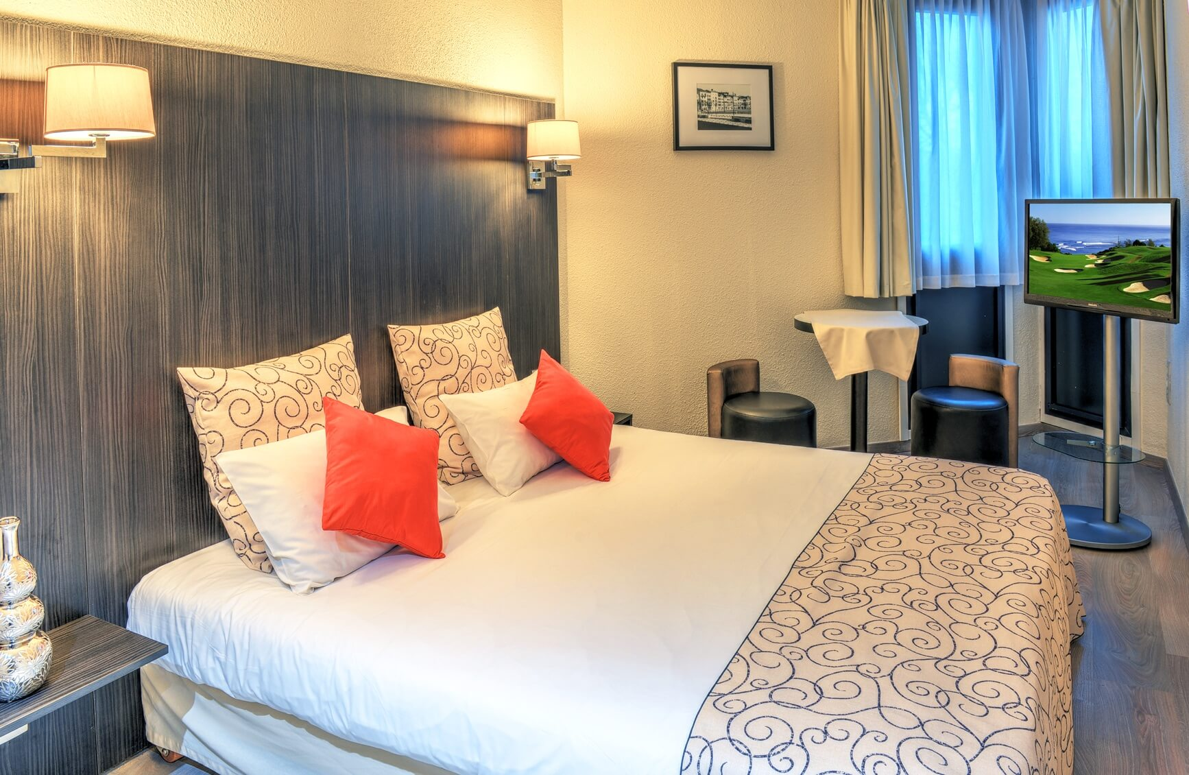 habitacion hotel le bayonne