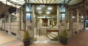 hotel rias bajas pontevedra entrada