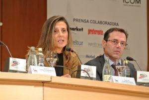 Marta Blanco, Directora General de Turespaña.