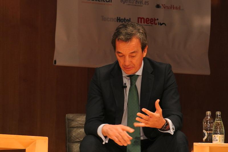 José Ángel Preciados, Director General de ILUNION HOTELS