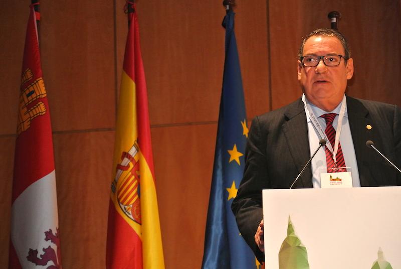 Juan Molas, Presidente de CEHAT