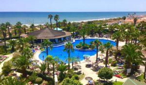 Piscina del Hotel ADH Ocean Islantilla