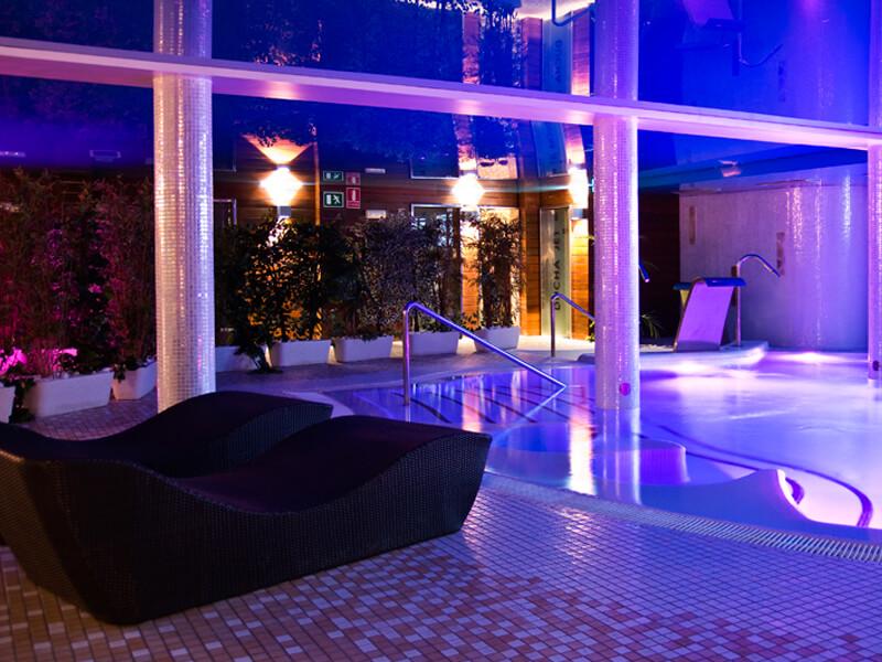 Spa del Hotel Felisa Queveda