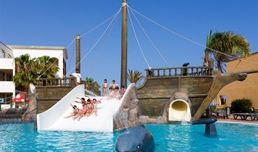 Hotel H10 Rubicon Palace Lanzarote.
