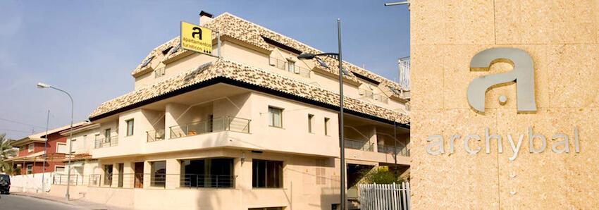 apartamentos archybal en archena murcia