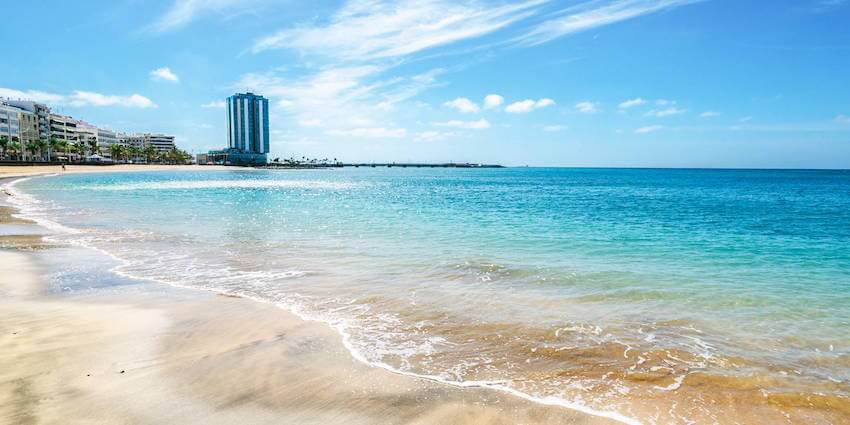 vista del arrecife gran hotel & spa