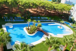 Piscina del Hotel ADH Isla Cristina