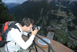 Este mirador en Andorra no existía el año pasado.