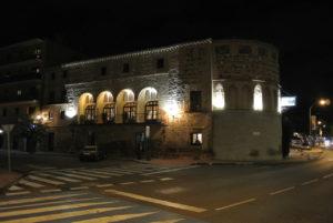 Toledo. Hotel María Cristina.