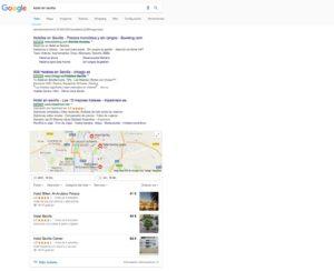 Pantallazo de Book on google