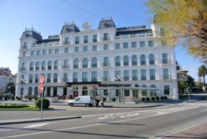 Gran Hotel Sardinero en Santander