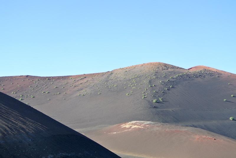 Parque Nacional de Timanfaya, Lanzarote.