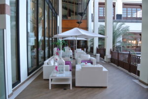 Hotel H10 Rubicón Palace, en Playa Blanca, Lanzarote.