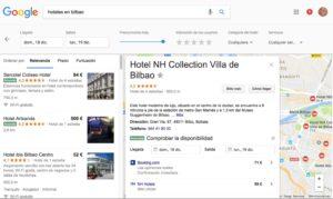 Pantallazo de Hotel Ads