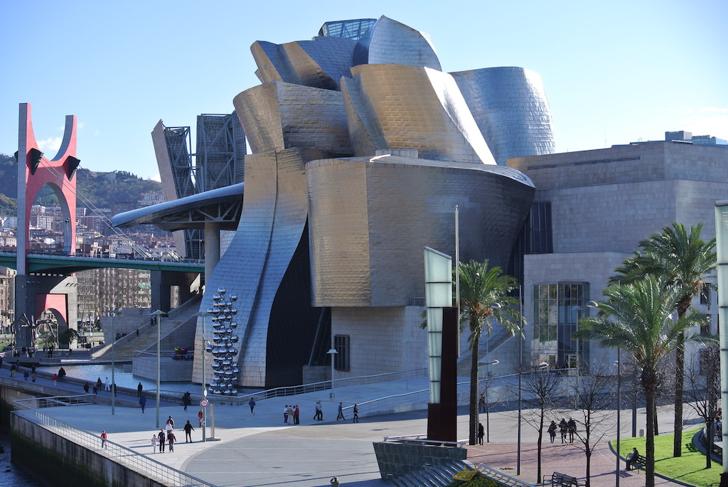 32 horas de Revenue Management en Bilbao Vista del Guggenheim