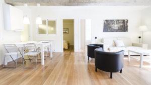 apartamentos emyrent san sebastian donostia son muy luminosos