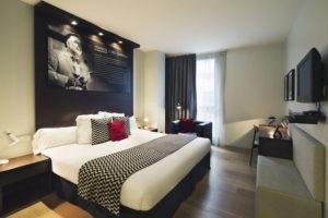 habitacion doble hotel astoria 7 san sebastian