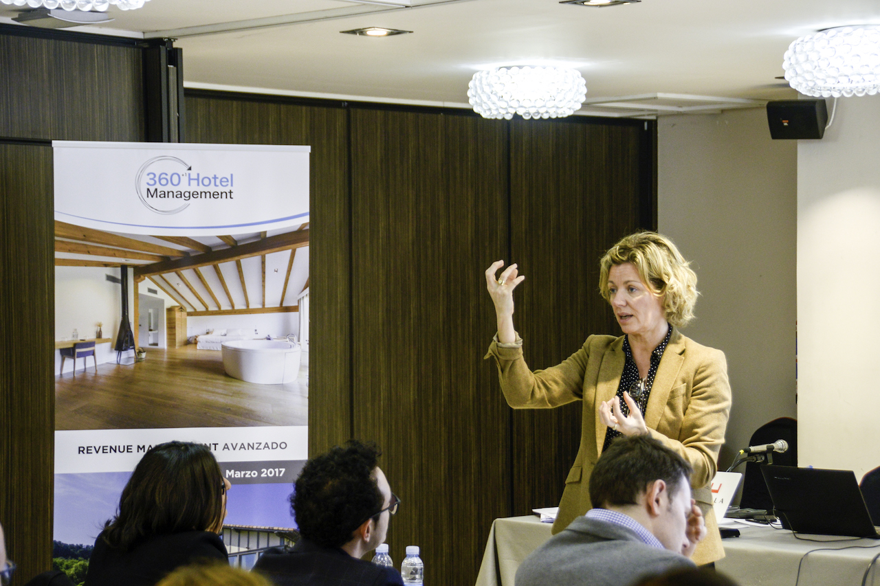 PILAR TALON Curso Revenue Management Avanzado Bilbao 360 Hotel Management copia