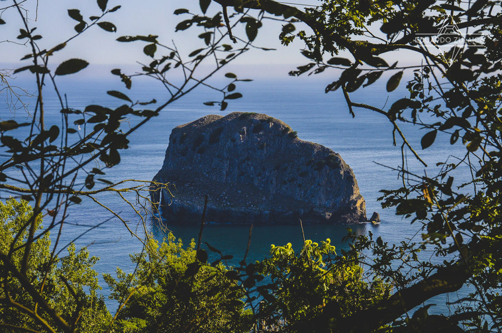 San Juan de Gaztelugatxe's views.