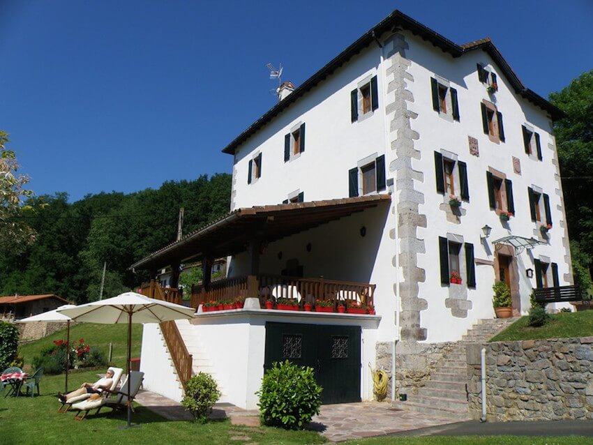 Hotel Irigoiena