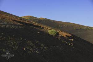 Timanfaya, la Montaña del Fuego en Lanzarote. Photo: Eduardo Zulaica.