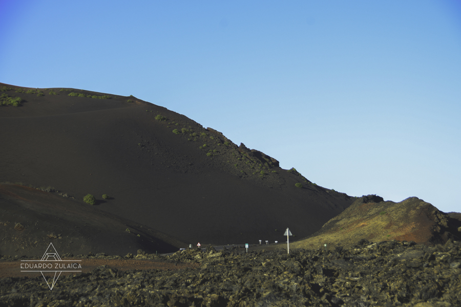 Timanfaya's National Park Lanzarote. Photo Eduardo Zulaica