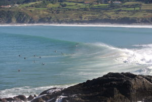 Mundaka has been an australian surfer's destination for decades.