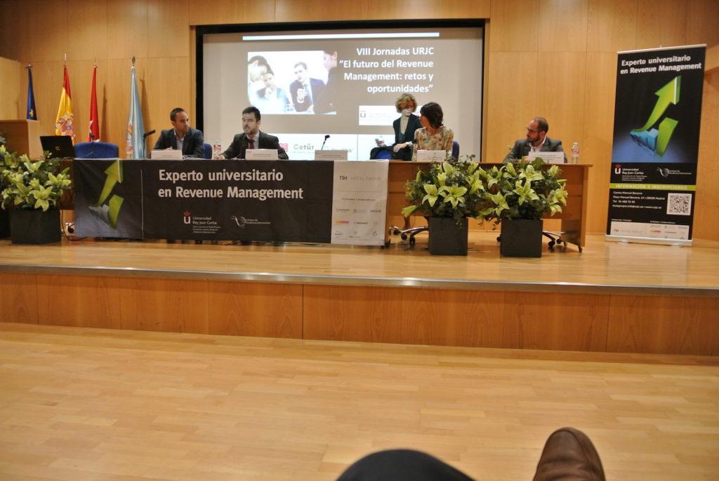 El futuro del Revenue Management: retos y oportunidades. Universidad Rey Juan Carlos.